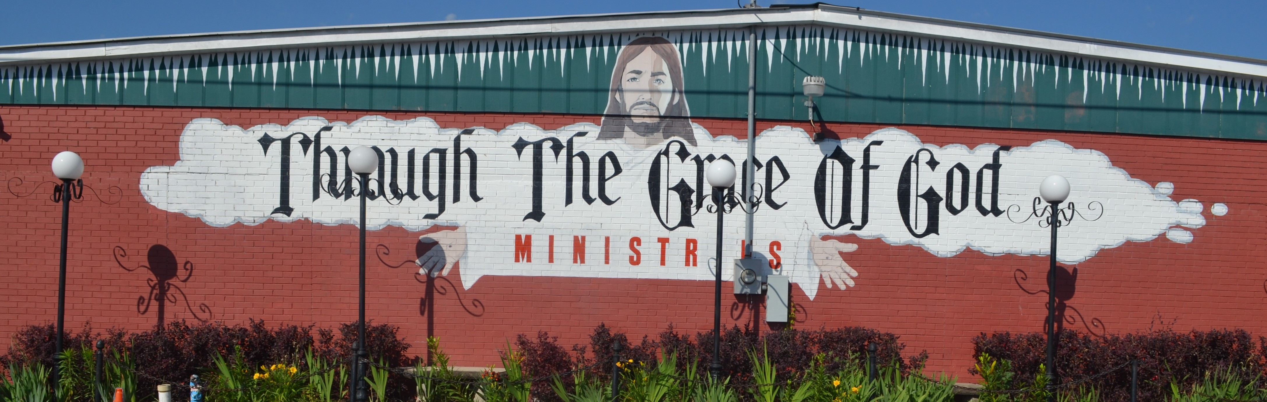 Through the Grace of God Ministries